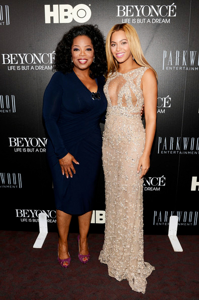 POW: Oprah & Beyonce On Forbes Most Successful Self-Made Women List