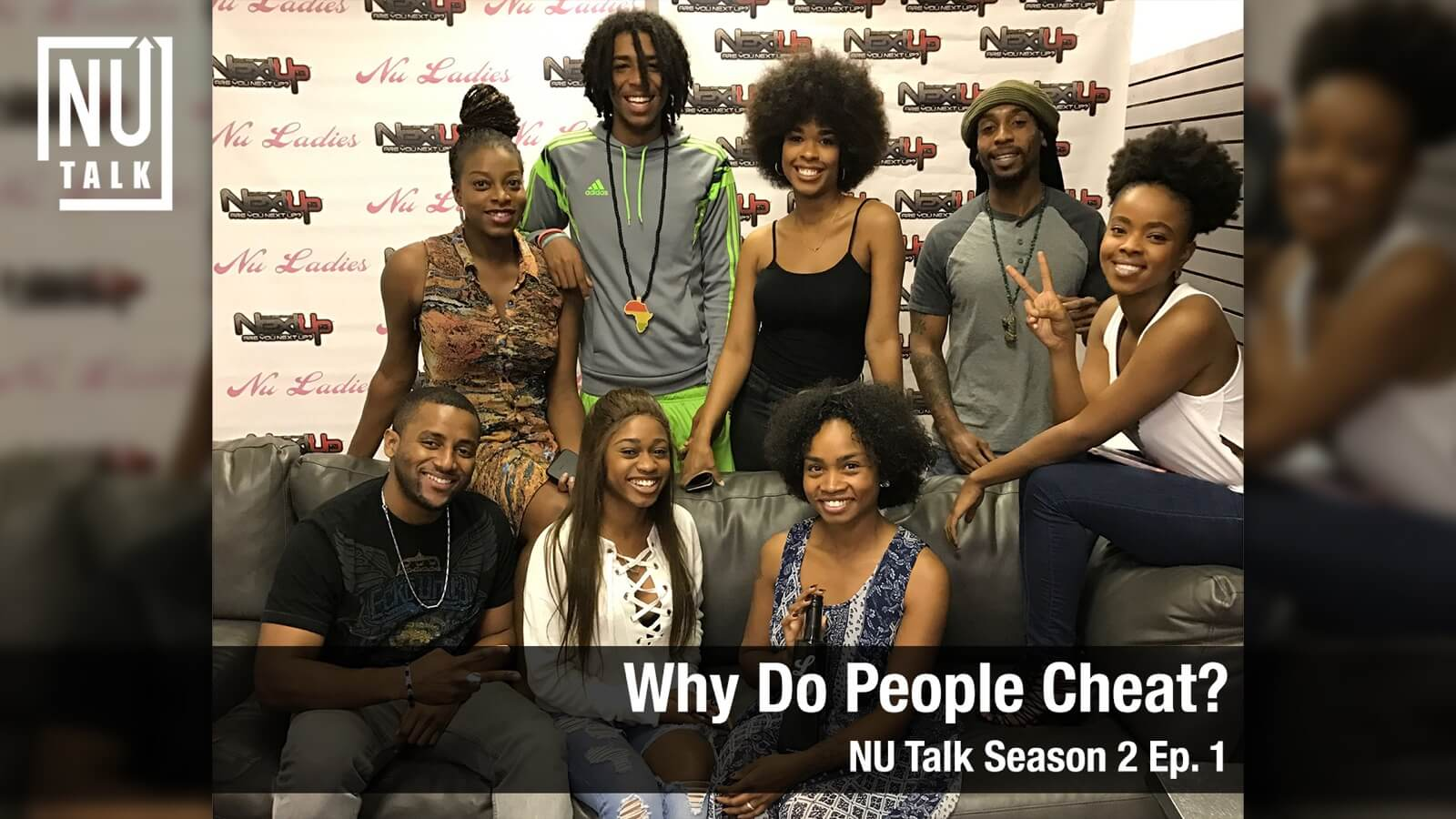 NU Talk Season 2 Episode 1 Cast