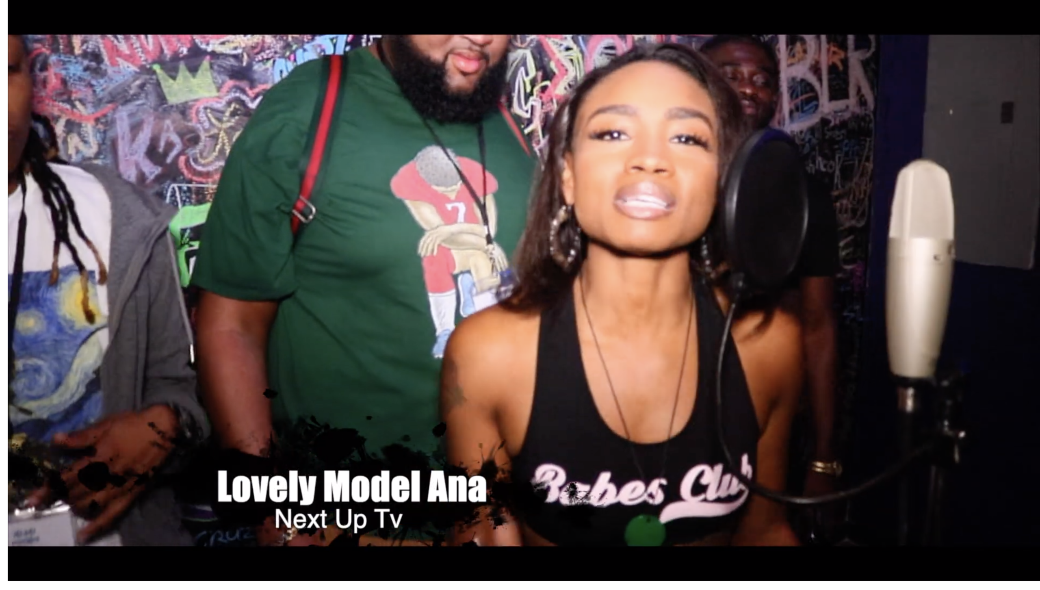 Miami Hip Hop Cypher: Miami Outchea x NextUp TV Session 1